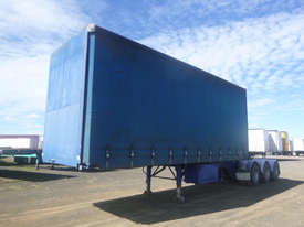 Wese Western Semi Curtainsider Trailer - picture0' - Click to enlarge