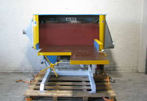 Industrial Large Wide Belt Linisher Edge Sander - 610mm
