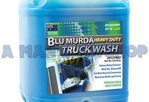 TRUCK WASH 20 LITRE BLUE  CT18