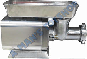MEAT MINCER 240V 3`` WORM & 1-1/2 MOTOR