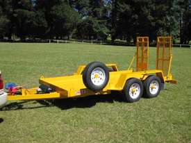 No.16 Tandem Axle Plant Transport Trailer - picture0' - Click to enlarge