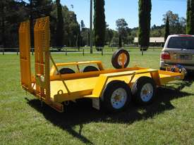 No.16 Tandem Axle Plant Transport Trailer - picture3' - Click to enlarge