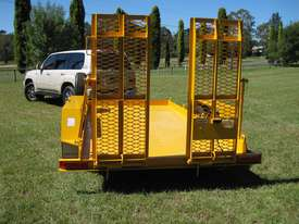 No.16 Tandem Axle Plant Transport Trailer - picture2' - Click to enlarge