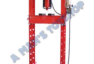 HYDRAULIC PRESS 40 TON FLOOR AIR-HYD