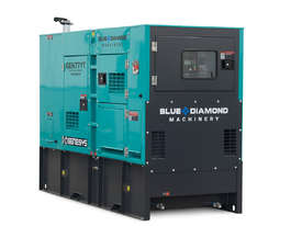 77 KVA Diesel Generator 3 Phase 415V - Back Up Farm / Hotel - 2 Years Warranty - picture0' - Click to enlarge