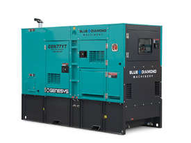 77 KVA Diesel Generator 3 Phase 415V - Back Up Farm / Hotel - 2 Years Warranty - picture3' - Click to enlarge
