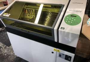 Roland VersaUV LEF-200 Benchtop UV Flatbed Printer + BOFA Air Filter Immaculate Condition