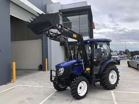 New Lovol M606 60hp Cabin Tractor with Front End Loader  Sale on Now! - picture0' - Click to enlarge