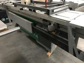 ALTENDORF F45 X 3.8M PANEL SAW - picture2' - Click to enlarge