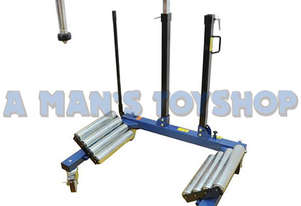 TRACTOR TRUCK  DUAL LIFTING WHEEL DOLLY