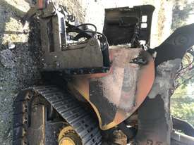Caterpillar 299c wrecking  - picture1' - Click to enlarge