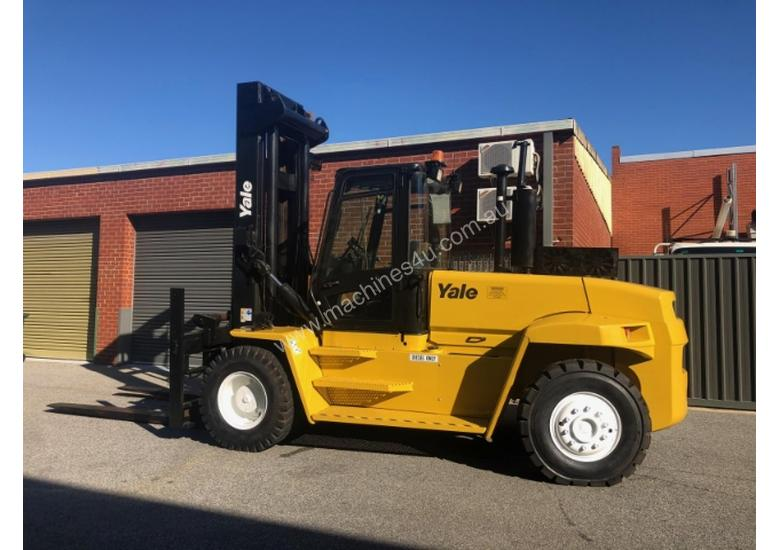 Yale GDP360EB 16 ton diesel forklift
