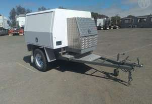 Just Trailers 7 X 4