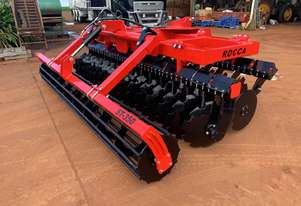 ROCCA ST-350 Heavy Duty SupaTill Tillage Plough Discs Harrows