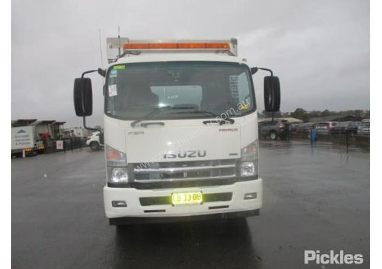 2013 Isuzu FSR 850 Long