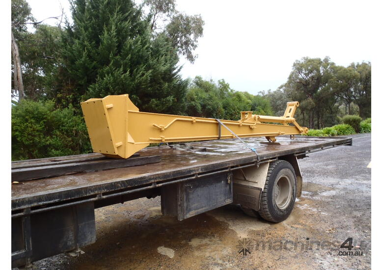 Extension Stick to Suit Excavator 20-30 Tonner HIRE ONLY