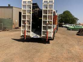 30/20 AT with Prime mover, trailer, complete setup ready to work - picture2' - Click to enlarge