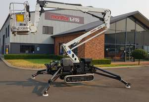 SPIDER LIFT - 15 m Crawler Mounted Spider Lift