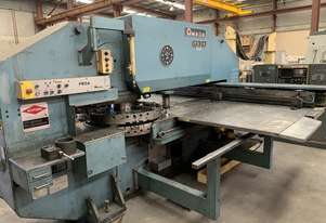 Amada Used   Turret Punch Press