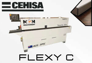 Download PDF For Pricing: Cehisa Flexy C Edgebander - Small Affordable With 240 Volt Options