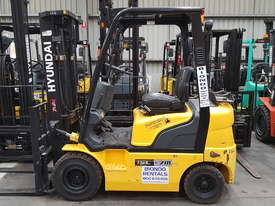 1.5 tonne Hyundai Container Mast Forklift - picture0' - Click to enlarge