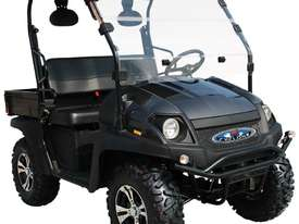 Cyclone 200 X2 Utility Vehicle With Windscreen, Roof And Alloy Wheels & Digital Display - picture0' - Click to enlarge