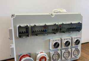 63AMP INDUSTRIAL DISTRIBUTION BOARD
