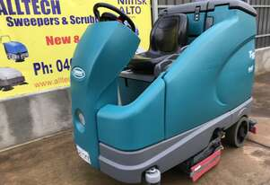 Tennant T16 Ride On Scrubber, well maintained machine in terrific condition.