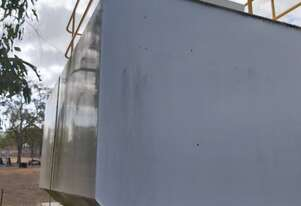 'AS NEW' 11,000L Steel Water Tank $12,000 + GST