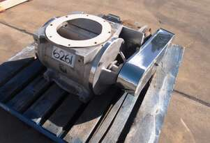 Drop Through Rotary Valve, IN/OUT: 250mm Dia