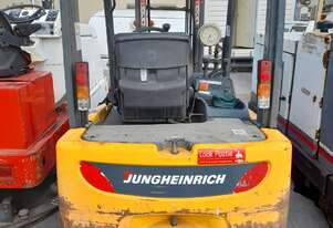 Jungheinrich 1.8 ton Electric Forklift