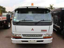 Mitsubishi 2004 Canter Tray Top Tip Truck - picture0' - Click to enlarge