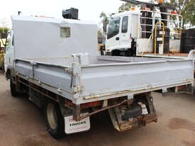 Mitsubishi 2004 Canter Tray Top Tip Truck - picture2' - Click to enlarge