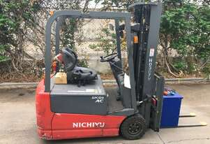 0.5T Battery Electric 3 Wheel Forklift