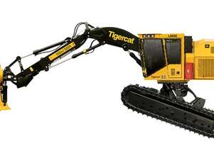 Tigercat   L855E Feller Buncher
