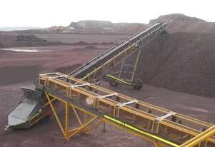 Striker 18M Mobile Conveyor for hire