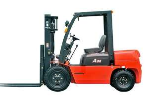 A Series 1.0-3.8t Internal Combustion Counterbalance Forklift