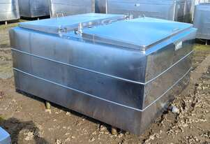 1,360lt STAINLESS STEEL TANK, MILK VAT
