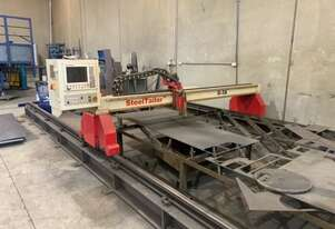 SteelTailor Gantry CNC Plasma Cutter with Hypertherm 125A