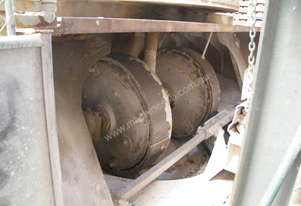 pan crusher 50 horsh power