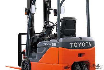 Toyota 8FBE Battery Electric Forklift