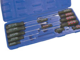 KINCROME 13 Piece Screwdriver Set Torque Maste