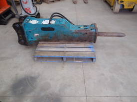 GB Hydraulic Hammer GB5T RATED 9-17 TON - picture0' - Click to enlarge