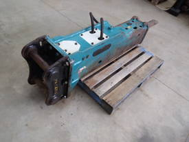 GB Hydraulic Hammer GB5T RATED 9-17 TON - picture1' - Click to enlarge