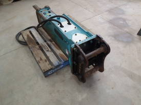 GB Hydraulic Hammer GB5T RATED 9-17 TON - picture3' - Click to enlarge