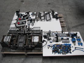 Assorted Pneumatic Festo Parts