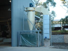 CYCLONE DUST EXTRACTION SYSTEMS - picture5' - Click to enlarge
