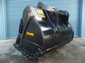 BOSS 20-110 TONNE ARMOURED HD ROCK DIGGING BUCKETS - picture3' - Click to enlarge