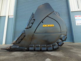 BOSS 20-110 TONNE ARMOURED HD ROCK DIGGING BUCKETS - picture1' - Click to enlarge