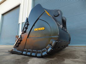 BOSS 20-110 TONNE ARMOURED HD ROCK DIGGING BUCKETS - picture2' - Click to enlarge